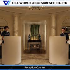 Mini Reception Desk Cute Design Of Front Desk Shopping Mall Front Mini Reception