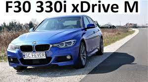 bmw 330i xdrive f30 bmw 330i xdrive m sport test drive pierwsze wrażenia jazda