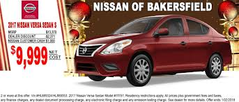 nissan suv back nissan of bakersfield is a nissan dealer selling new and used cars