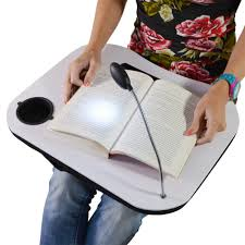 Laptop Lap Desk With Light by Bean Bag Lap Desk Lookup Beforebuying
