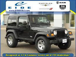 jeep wrangler jacked up 2006 jeep wrangler in minnesota for sale used cars on buysellsearch