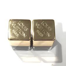 louis vuitton damier ebene brown gold nail polish 1m01 78 off