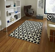 Modern Rugs Ltd Fusion Black Rug Fs04 The Big Rug Store Buy Rugs