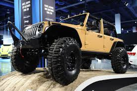 sema jeep yj 03 jeep wrangler sand trooper sema the 4x4 podcastthe 4 4 podcast