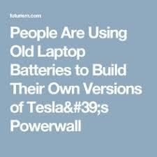 diy tesla powerwall how to make a diy tesla powerwall for 300 1 10th of the price
