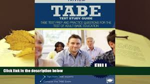 audiobook tabe test study guide tabe test prep and practice