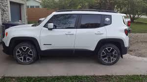 white jeep renegade 2017 window tinting advice jeep renegade forum