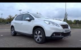 peugeot cuba 2014 peugeot 2008 1 6 e hdi 92 s u0026s allure start up and full