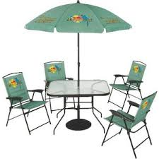 6 Piece Patio Set by Check Out