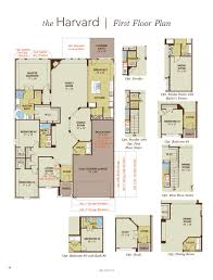 harvard home plan by gehan homes in waters edge