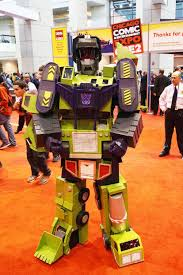 Transformer Halloween Costumes Constructicons