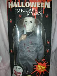 Halloween Movie T Shirt by Vintage Halloween Micheal Myers Musical Halloween Movie Doll Or