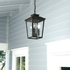 outdoor hanging porch lights front porch craftsman wood white