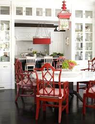 windsor smith home pagoda chairs contemporary dining room windsor smith home red dining