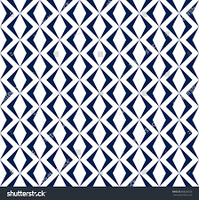 abstract ethnic pattern background bluenavy blue stock vector