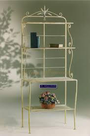 etagere in ferro wrought iron baker rack gbs firenze