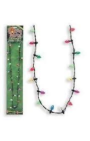 christmas light necklace christmas necklace ebay