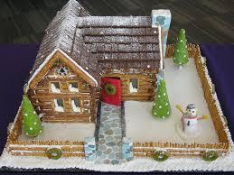 182 best log cabin cakes images on pinterest christmas