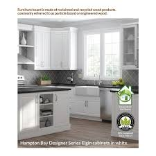 wall kitchen cabinet with glass doors in white designer series melvern assembled 30x36x12 in wall kitchen cabinet with glass doors in white