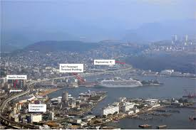 port bureau a distance sasebo port cruise port guide of