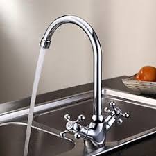 Solid Brass Kitchen Taps by Shengbaier Contemporary Brass Kitchen Faucet Chrome Finish Http