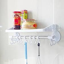 Bathroom Shower Storage by Aliexpress Com Buy 1 Pcs Plastic Rack Storage Bathroom Shower