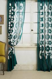 Turquoise Curtains For Living Room 113 Best Textile Linge De Fenêtre Images On Pinterest