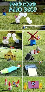 Backyard Golf Course by Best 25 Backyard Putting Green Ideas On Pinterest Outdoor