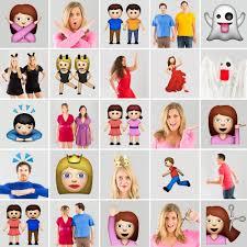 emoji costume 10 diy emoji costumes to rock this brit co