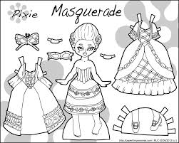 coloring pages fascinating paper doll coloring pages paper doll