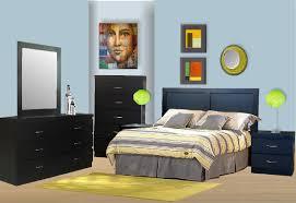 modern 6 piece bedroom set fort lauderdale furniture