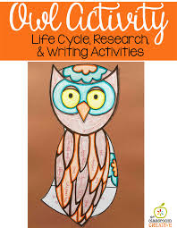 owl activity for kids