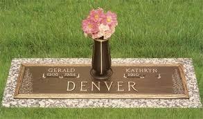 grave marker gb 109 evergreen tree companion memorial bronze grave marker