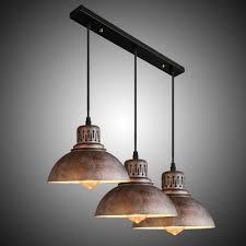 Industrial Dome Pendant Light Fashion Style Pendant Lights Multi Light Pendants Billiard