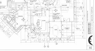 Architectural Building Plans by Autocad Building Plans Free Download Best Executive House Plan
