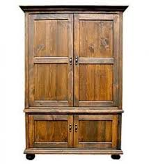 Computer Armoire With Pocket Doors Entertainment Armoire With Doors Foter