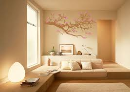 interior design on wall at home home wall design interior painting decoration home wall living