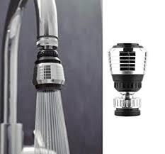 accessoire robinet cuisine 360 rotatif et pivotant economiseur d eau robinet embout pour