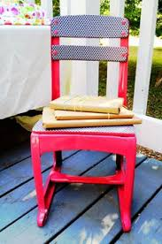 Upcycled Home Decor Before U0026 After Upcycled Vintage Chair Chairs