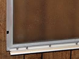 Replacing Shower Door Sweep Shower Door Drip Rail Shower Ideas