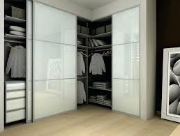 Closet Glass Door Closet Modern Closet Doors Sliding Amazing Design Of Modern