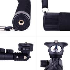 Umbrella Pole Extender by Telescopic Handheld Professional Monopod Camera Extender Pole 1