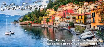custom tours european travel escorted tours world