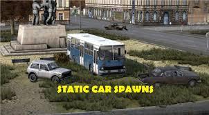 dayz standalone 0 60 static car spawns dayz tv