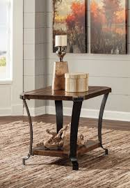 100 hamlyn coffee table hamlyn end table mor furniture for rustic square distressed coffee table with casters