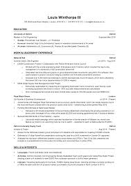 investment bank resume resume for your job application