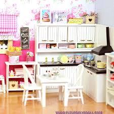 cuisine miniature washing up set miniature lati yellow bjd dioramas dollhouse 1 12