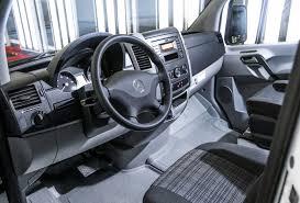 mercedes pickup truck 6x6 interior 2016 mercedes sprinter worker interior the fast lane truck