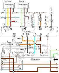 toyota hilux surf electronic unit wire diagram 28 images
