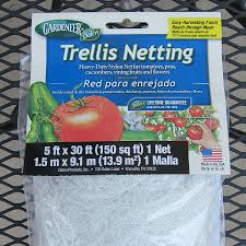 pipe netting garden trellis u2013 project palermo
